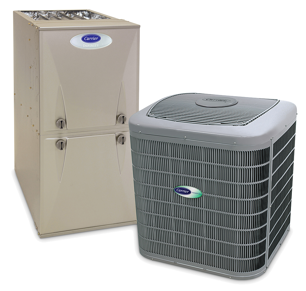 Carrier Heating Air Products
